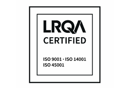 Environmental Certificate ISO 14001